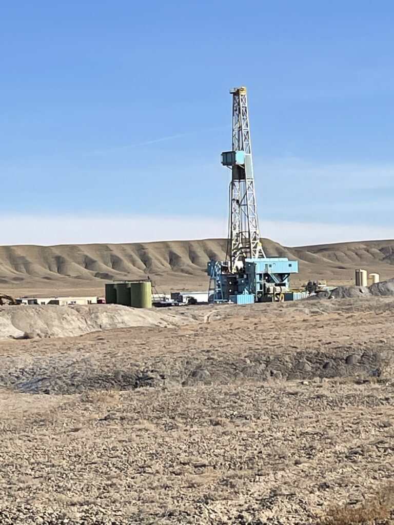 2. Rig #34 From The West